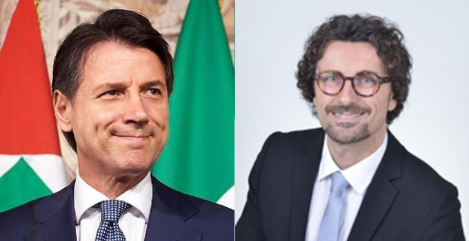 Conte e Toninelli sul TAV