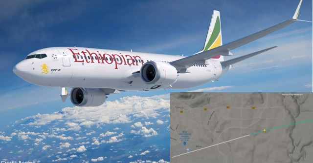 Disastro Ethiopian Airlines 737 MAX
