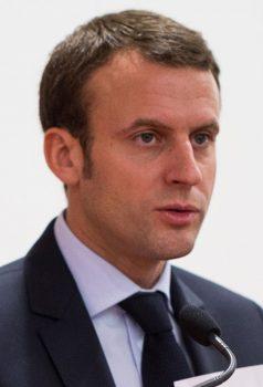 Emmanuel Macron (wikipedia)