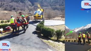 Infortunio mortale in Valbondione (BG)