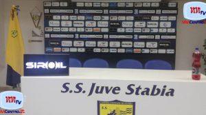 Juve Stabia in silenzio stampa