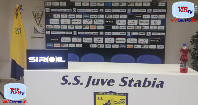 Juve Stabia in silenzio stampa