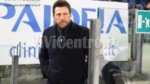 Lazio - Roma foto del derby