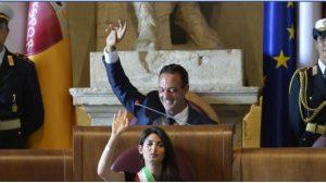 Campidoglio, Marcello De Vito Presidente Assemblea Capitolina