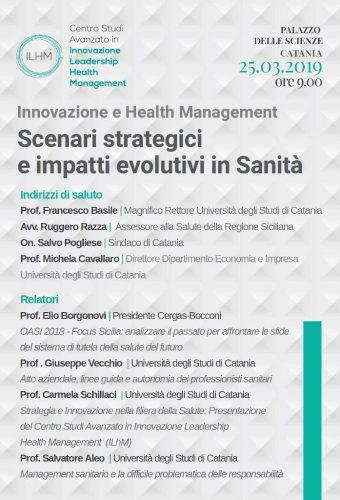 Nasce ILHM, nuovo centro universitario per la ricerca sui processi di innovazione, leadership e management in sanità