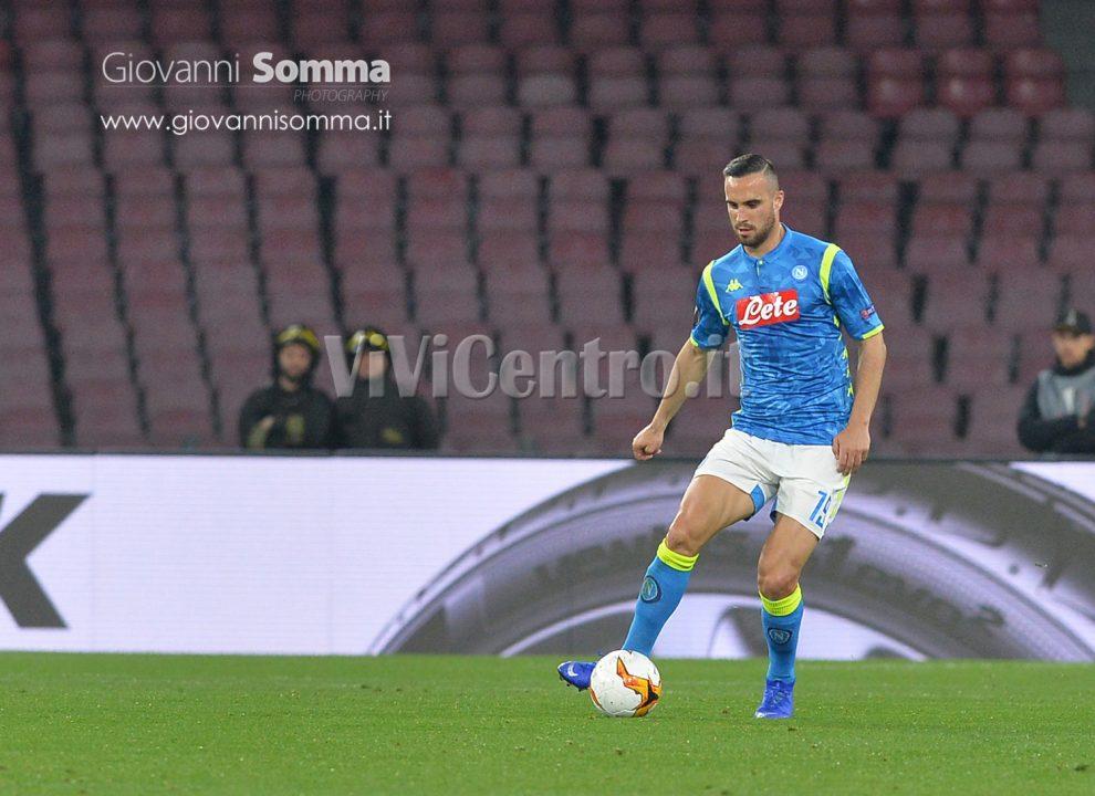 Nikola Maksimovic Napoli