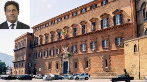 Sicilia - Palazzo Regione Siciliana Palermo-Castle- Foto BJS
