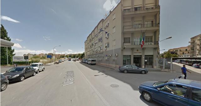 Palazzo della Questura di Caltanisetta
