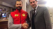 Presidente del Parco Tristano Dello Joio Presidente del Servizio Regionale Campania del CNSAS Girolamo Galasso