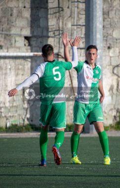 Real Forio, prima vittoria: Errico e Savio stendono il San Giorgio
