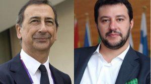Salvini e Sala