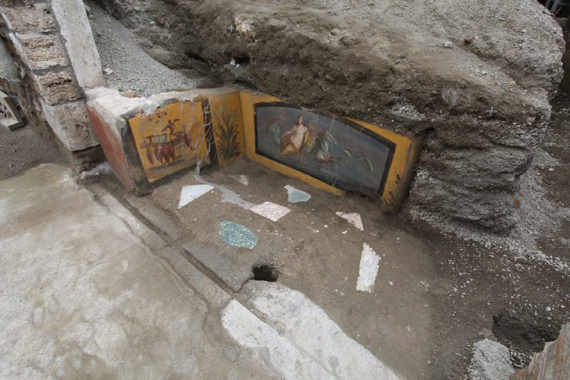 Termopolio Regio V parco archeologico pompei (2)