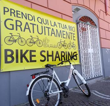 bici bike sharing castellammare di stabia