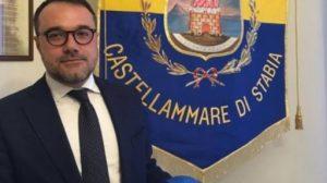 Castellammare: la terza stella cantata online (VIDEO) cimmino coccarda castellammare