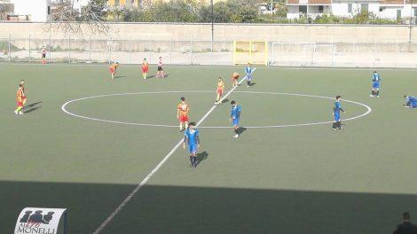 Promozione- Pareggio scoppiettante tra Sant'Antonio Abate ed Ischia, 2-2