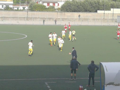 Il Procida cade al primo turno, il Sant'Antonio vince 2-1 e vola in finale play-off