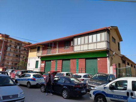 Blitz della Polizia Municipale a Castellammare di Stabia