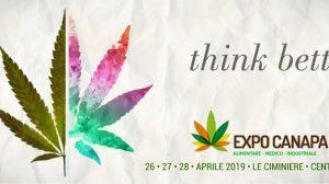 Catania-EXPO CANAPA SUD e CAMBIOVITA alle ciminiere dal 26 al 28 aprile
