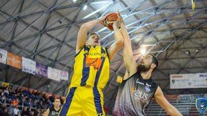 Filip Pavicevic givova scafati Zeus Energy Rieti