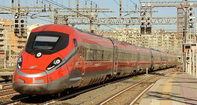 Freccia Rossa 1000 - Elettrotreno_ETR.400 (foto CC BY-SA 2.0)
