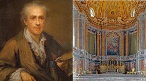 Giuseppe Bonito e l'ultima sua opera, la cappella Palatine nella Reggia di Caserta