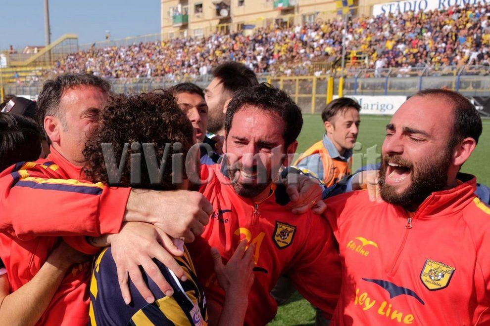 Juve Stabia Vibonese Lega Pro Girone C Castellammare Promozione Serie b (157)