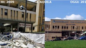 L'Aquila, Ospedale San Salvatore