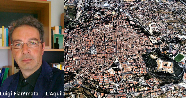 Luigi Fiammata, L'Aquila