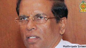 Maithripala Sirisena, Presidente Sri Lanka (Foto free CC BY 2.0)