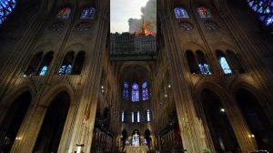 Notre Dame, un patrimonio in fiamme (foto Free CC)