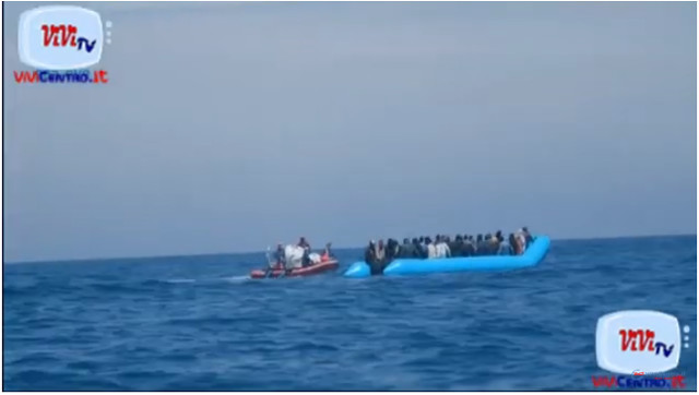 Ong tedesca Sea Eye salva 64 migranti