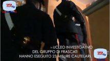 Operazione 'Gramigna Bis' contro il Clan Casamonica