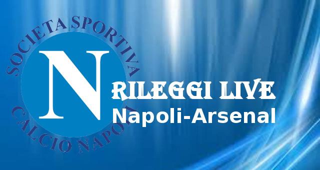 Rileggi Live Napoli-Arsenal