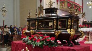 San Vitale, urna