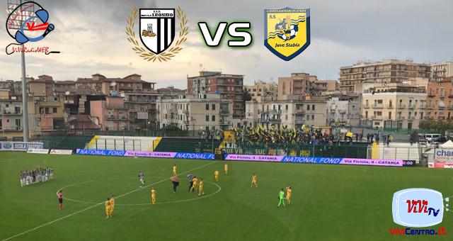 Sicula Leonzio vs Juve Stabia - 140419