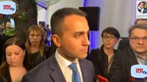Varsavia 280419, dichiarazioni alla stampa di Di Maio