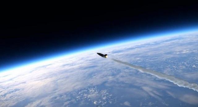 Volo umano nello spazio