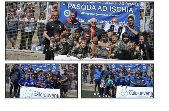 """XI Torneo Internazionale """"Pasqua ad Ischia"""", Calcio, divertimento e turismo in simbiosi perfetta"""