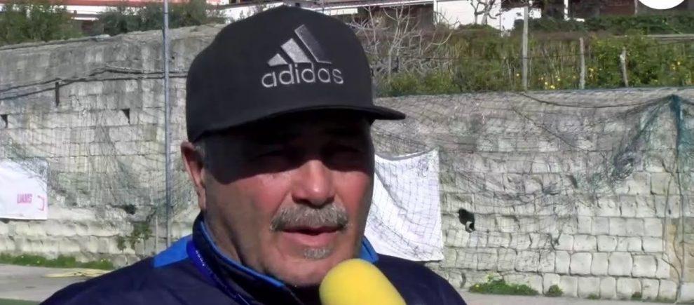 """Real Forio- Citarelli: """"Dopo il primo gol il Barano ha meritato la vittoria"""""""