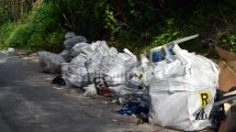 rifiuti varano castellammare
