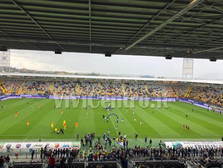 stadio Stirpe Frosinone napoli serie a