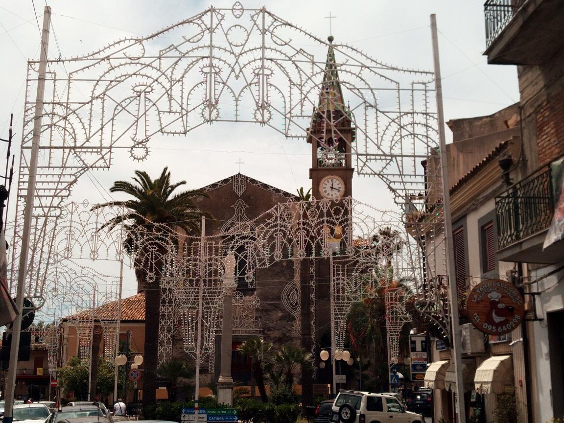 Calatabiano (CT) Foto: Adduso Sebastiano/vivicentro.it