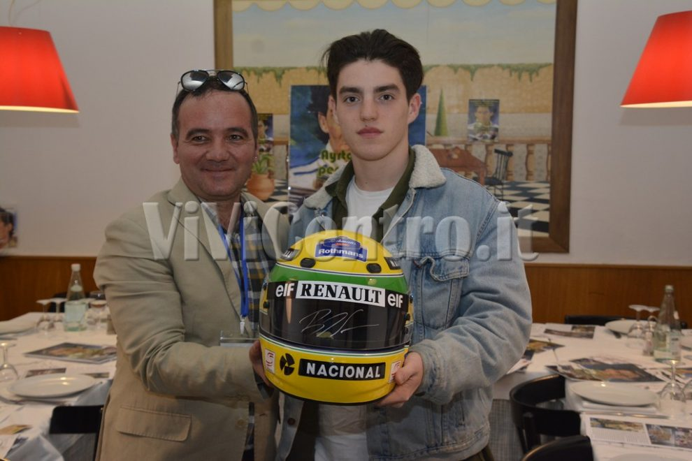 FORMULA UNO 25 anniversario funerali Ayrton Senna Carlo Ametrano (24)