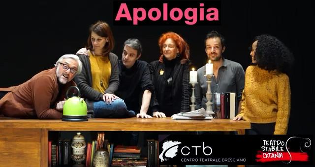 Apologia, al CTB Brescia