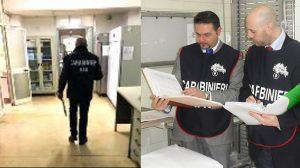 Carabinieri NAS Combi controlli strutture sanitarie