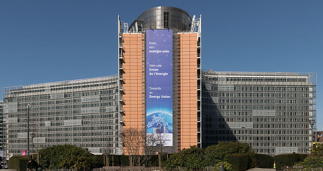Commissione europea, Palazzo Berlaymont (free CC BY 2.0)