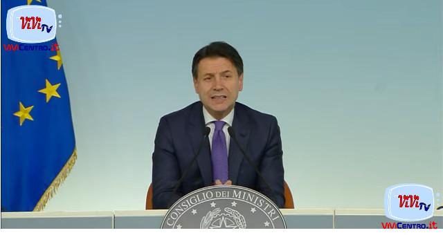 Conte, conferenza stampa
