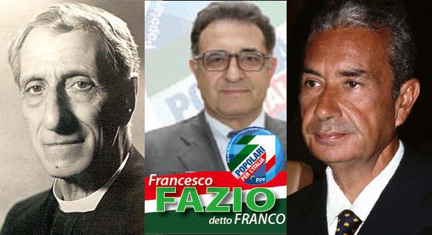 Don Sturzo, Fazio Francesco e Aldo Moro
