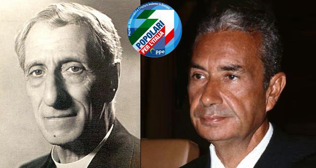 Don Sturzo e Aldo Moro
