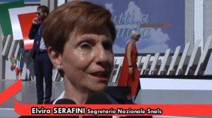 Elvira Serafini (foto free da snals)